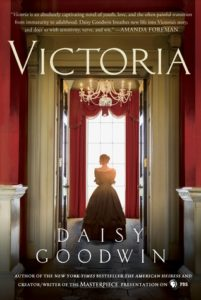 Victoria by Daisy Goodwin book cover
